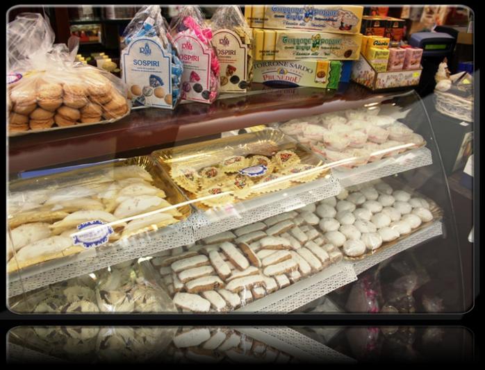 Prodotti da forno dolci e pane sardo curiosit e for Dolci tipici di roma