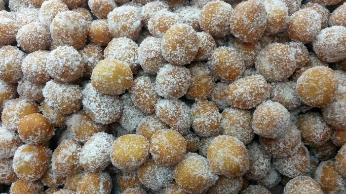 Frittelle Di Ricotta Dolce Tipico Sardo Le Vie Del Gusto